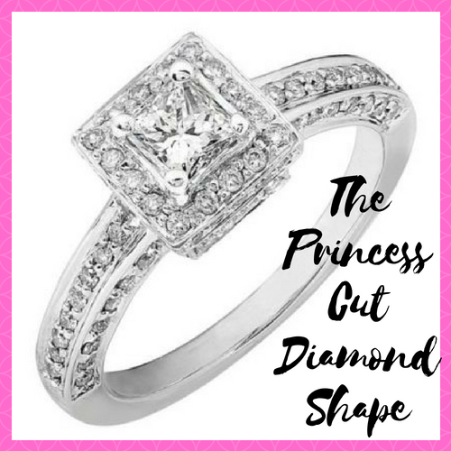The Princess Cut Diamond Shape