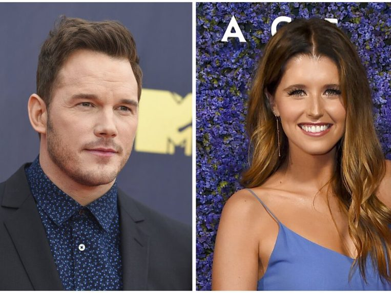 Chris Pratt and Katherine Schwarzenegger-s Engagement Ring