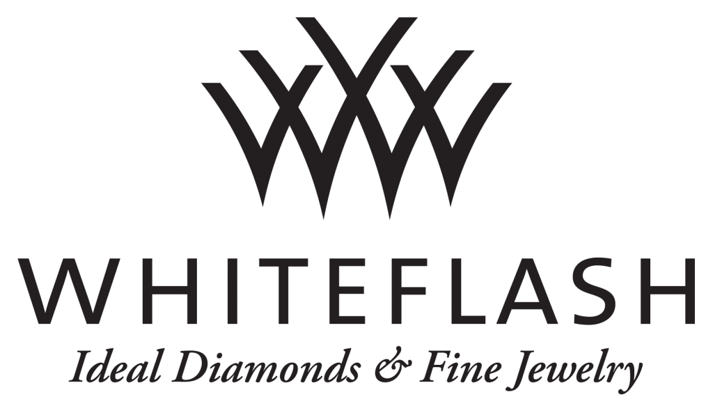 white flash jewelry