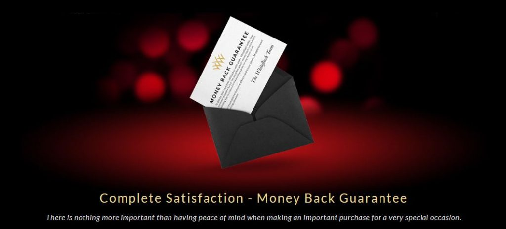 white flash money back guarantee
